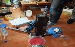 Hà Nội: Bắt đối tượng tự chế tạo ma túy tại nhà