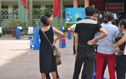 Thai phụ vẫn đi thi trong ngày dự kiến sinh