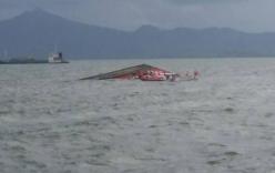 Biển động gây lật phà ở Philippines, ít nhất 33 người thiệt mạng