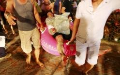Nạn nhân vụ nổ ở Đài Loan bị bỏng đến mức