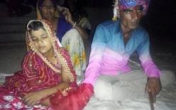 Đám cưới bí mật cô dâu 6 tuổi, chú rể 35 tuổi