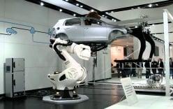 Robot giết người tại nhà máy Đức