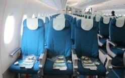 Cận cảnh siêu máy bay Airbus A350 của Vietnam Airlines