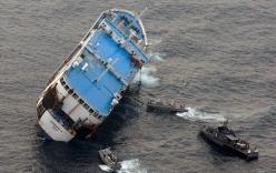 Hiện trường lật phà khiến 36 người thiệt mạng ở Philippines
