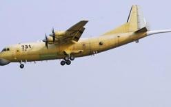 TQ tăng cường máy bay săn ngầm tuần tra vùng biển tranh chấp