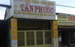 Lời khai của kẻ nổ súng cướp tiệm vàng ở TP Hồ Chí Minh