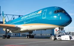 Siêu máy bay Airbus A350 của Vietnam Airline: Có thể truy cập internet khi bay