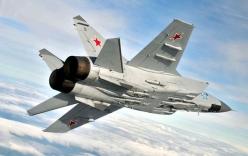 Video: Cận cảnh chiến đấu cơ hiện đại nhất thế giới MiG-31