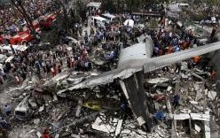 Công bố nguyên nhân máy bay Indonesia rơi khiến 142 người thiệt mạng
