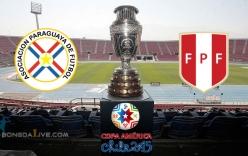 Paraguay vs Peru: Tất cả vì hạng ba, 6h30 ngày 4/7