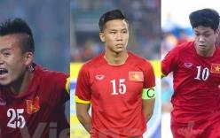 Nhiều tuyển thủ U23 Việt Nam được kỳ vọng