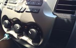Nắng nóng đỉnh điểm, lưu ý tránh sốc nhiệt khi đi ôtô