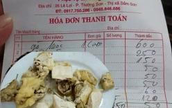 Nhà hàng Sầm Sơn: Tham tiền 2 bát cơm, nộp phạt 20 triệu đồng