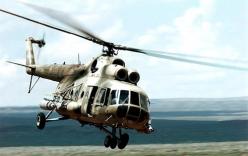 Tìm thấy phi công của trực thăng Nga mất tích bí ẩn