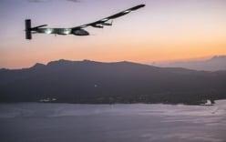 Máy bay năng lượng mặt trời lập kỷ lục chinh phục Thái Bình Dương