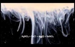 Video: Những phản ứng hóa học đẹp đến mức không ngờ