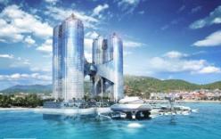 Dừng dự án xây tháp 65 tầng trên biển Nha Trang