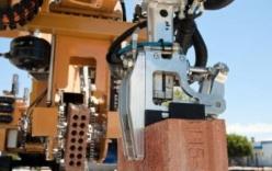 Robot xây nhà cực nhanh chỉ trong khoảng 2 ngày