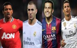 Tổng hợp Tin chuyển nhượng ngày 6/7: Real lên kế hoạch bán Ronaldo