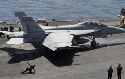Liên quân mở đợt không kích lớn nhất vào trung tâm đầu não IS