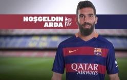 Barca chiêu mộ thành công Arda Turan với giá
