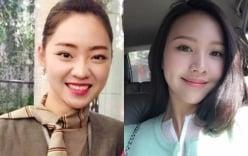 Ngắm nhan sắc xinh đẹp, rạng ngời của 4 nữ tiếp viên hàng không Việt