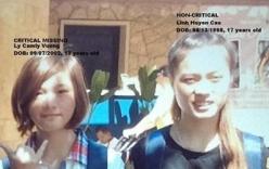 Hai cô gái Việt mất tích bí ẩn tại sân bay Mỹ đã được tìm thấy
