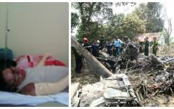 Trung úy Đinh Văn Dương kể lại giây phút máy bay Mi171 gặp trục trặc và rơi tại Hòa Lạc