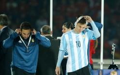 Messi lần đầu lên tiếng về thất bại cay đắng tại Copa America