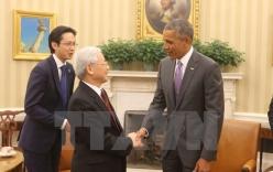 Toàn văn Tuyên bố về Tầm nhìn chung Việt Nam – Hoa Kỳ