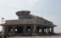 Tượng Phật ở Thái Bình đổ sập: Xác định nguyên nhân ban đầu