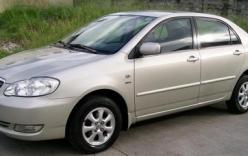 Toyota thu hồi gần 30.000 xe Vios, Corolla Altis và Yaris