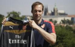 Petr Cech chọn số áo đặc biệt tại Arsenal
