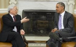 Những hình ảnh ấn tượng trong chuyến thăm Hoa Kỳ của Tổng Bí thư