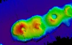 Bất ngờ phát hiện 4 núi lửa nằm liền kề nhau ngoài khơi Sydney
