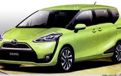 Toyota ra mẫu xe 7 chỗ giá 304 triệu đồng