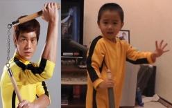 Video: Cậu bé 5 tuổi múa côn nhị khúc giống hệt Lý Tiểu Long