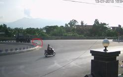 Video: Nghi phạm tưới hóa chất phá hoại Quốc lộ 1A ở Quảng Bình