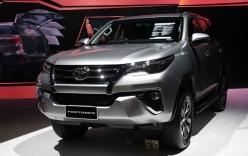 Toyota Fortuner 2016 chính thức ra mắt, giá hơn 35.000 USD