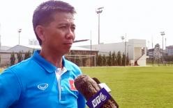 U19 Việt Nam đặt mục tiêu vô địch  giải U19 Đông Nam Á 2015