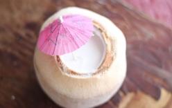 Cách làm thạch rau câu dừa mát lịm giải nhiệt cho mùa hè