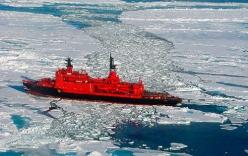 Truyền thông Mỹ: Mỹ đã để Bắc Cực vào tay Nga