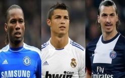Tổng hợp Tin Chuyển Nhượng ngày 20/7: Ronaldo sẵn sàng rời Real trong Hè này