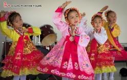 Vẻ đẹp của Triều Tiên trong video 360 độ đầu tiên trên thế giới