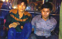 Bắt băng nhóm liều lĩnh phá cây ATM trộm tiền trong đêm