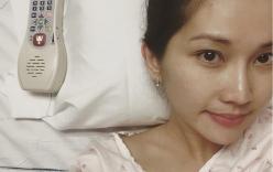 Facebook sao Việt: Kim Hiền nhập viện chuẩn bị sinh con, Khánh Thi khoe con trai