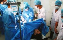 Mổ trực tuyến cứu sống một bệnh nhân đau ruột thừa ở Trường Sa
