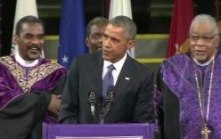 """Em gái Tổng thống Obama hết lời khen ngợi """"giọng oanh vàng"""" của anh trai"""