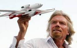 Tỷ phú Richard Branson sẽ đến Việt Nam vào tháng 9
