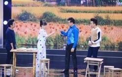 Giải trí - Bí mật đêm chủ nhật tập 5: Việt Hương đập đồ, khóc tức tưởi trên sân khấu